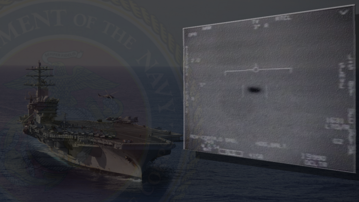 Mysterious Officials Boarded US Navy Ship to Take Equipment After Alleged UFO-Encounter 13