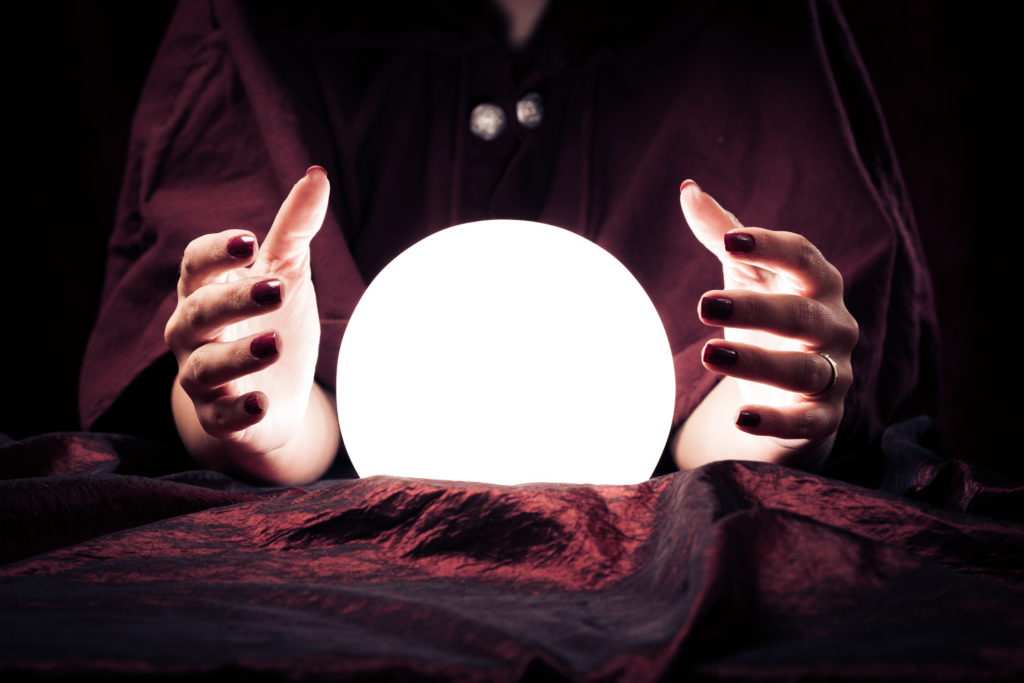 How to buy a Crystal Ball for Scrying. 5
