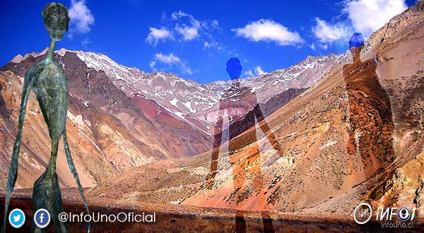 Chilean Family has a chilling encounter of the third type with 3-meter beings at El Yeso Reservoir, Santiago, Chile 3