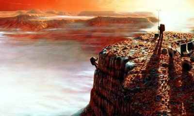 Should we deliberately 'infect' Mars ? 102