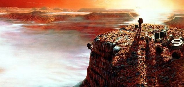 Should we deliberately 'infect' Mars ? 86