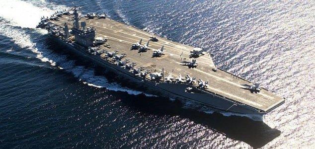 Group set to hunt USS Nimitz 'Tic Tac' UFOs 86