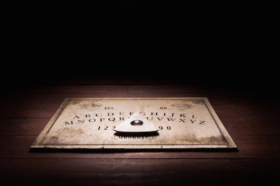Paranormal Records in Danger with World's Largest Dreamcatcher and Ouija Board 10