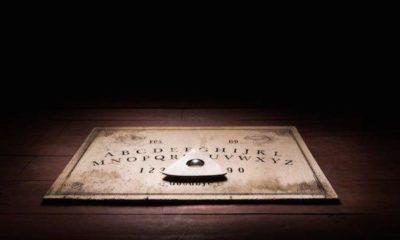 Paranormal Records in Danger with World's Largest Dreamcatcher and Ouija Board 86