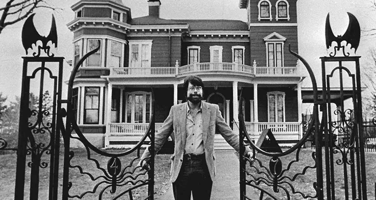 Stephen King's House to Become a Museum and Writer's Retreat 1