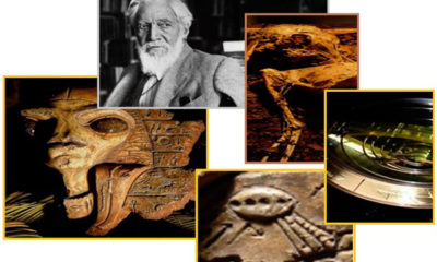 Egyptian Alien Artifacts from Jerusalem at the Rockefeller Museum (Video) 86