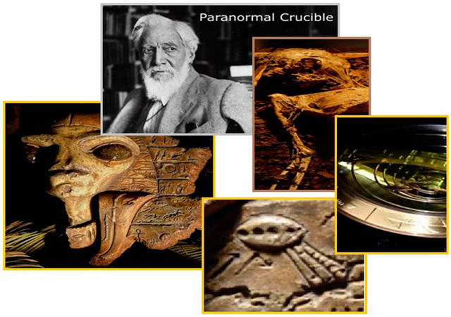 Egyptian Alien Artifacts from Jerusalem at the Rockefeller Museum (Video) 92