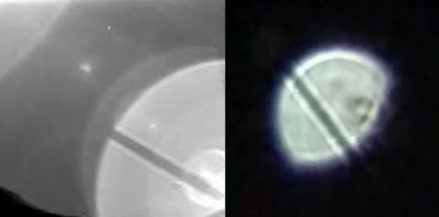 Something from Saturn photographed by Cassini spacecraft appears in Earth's atmosphere? 6
