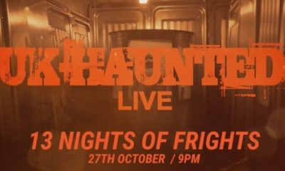 UK Haunted Live on Really TV this Sunday 89