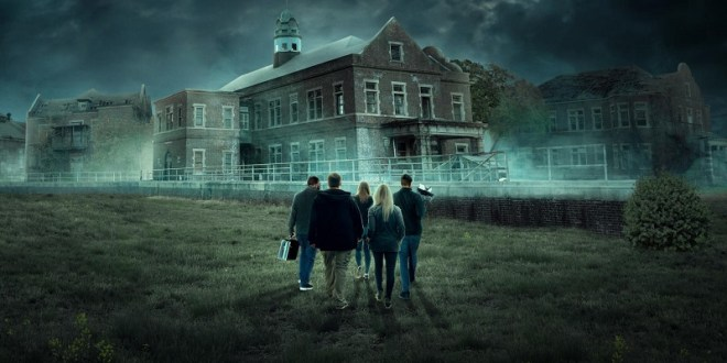 Worlds Biggest Ghost Hunt on A&E Channel 8