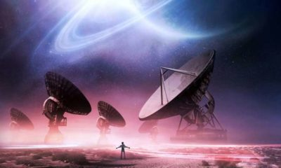 NASA says it is close to announcing the existence of extraterrestrial life, but the world is not prepared 96