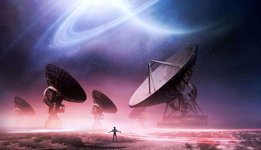 NASA says it is close to announcing the existence of extraterrestrial life, but the world is not prepared 86