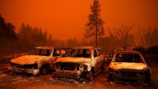 Communications Are DOWN in Parts of California: Radio, TV, Internet, Cell Towers Fall Victim to PG&E Blackouts As Wildfires Rage 86