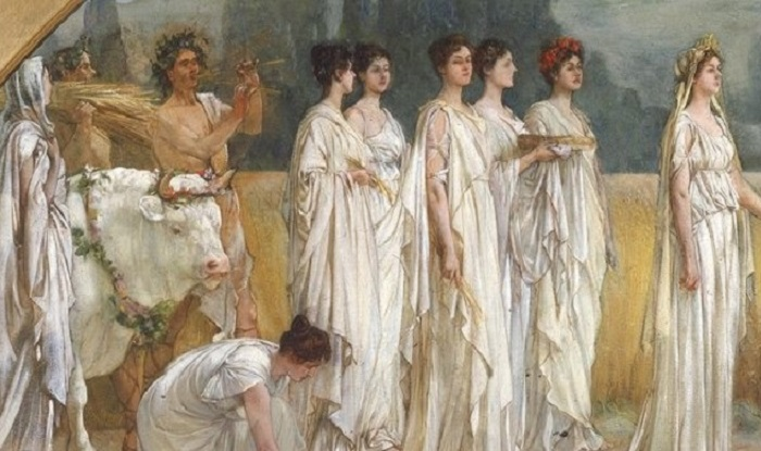Sexual Facts in Ancient Rome and Greece (18+) 106