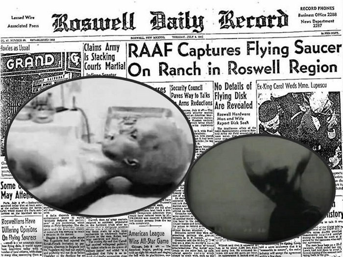 Earth UFO Crash Cases 18
