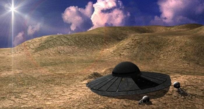 Earth UFO Crash Cases 19