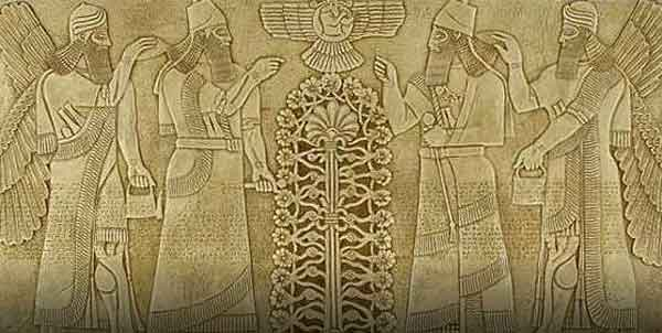 The great gods of Sumerian mythology came from the planet Nibiru