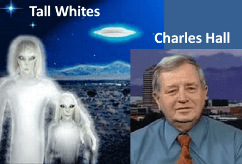 10 Shocking Secrets About The Tall White Aliens Revealed by Charles Hall 108