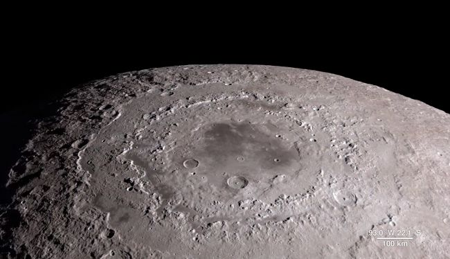 This NASA Video Tour of the Moon in 4K Is Simply Breathtaking 6
