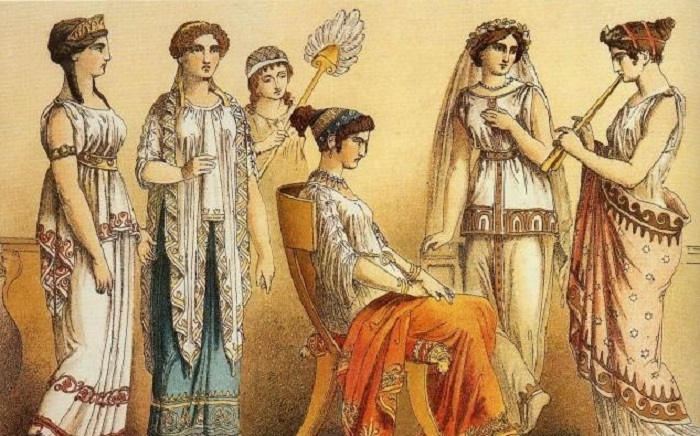 Sexual Facts in Ancient Rome and Greece (18+) 114