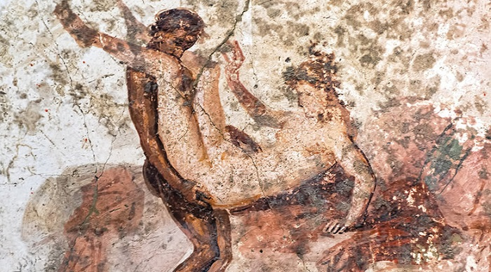 Sexual Facts in Ancient Rome and Greece (18+) 115