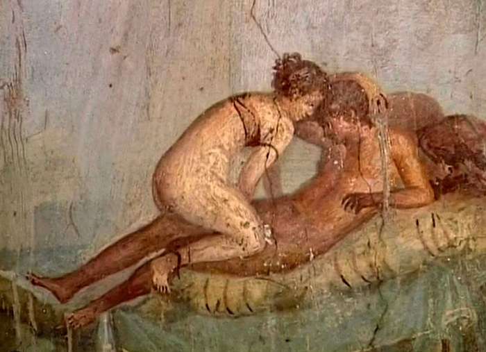 Sexual Facts in Ancient Rome and Greece (18+) 109