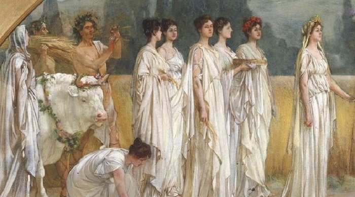 Sexual Facts in Ancient Rome and Greece (18+) 110