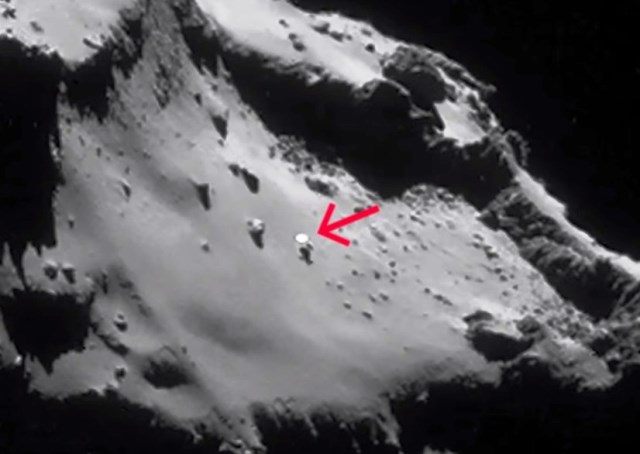 UFO comet669 Sep. 15