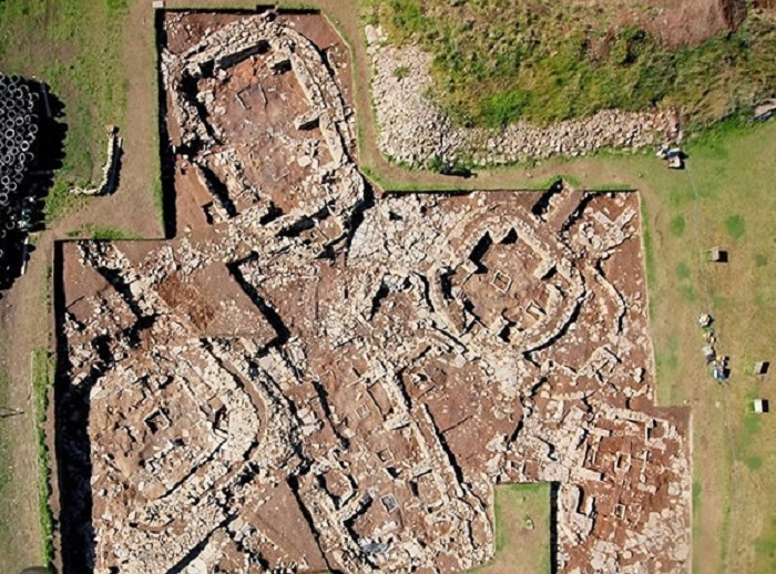 Some Intriguing Archaeological Findings 120