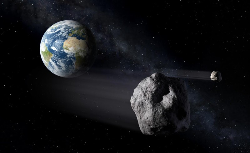 This is the largest asteroid that will probably hit Earth ...