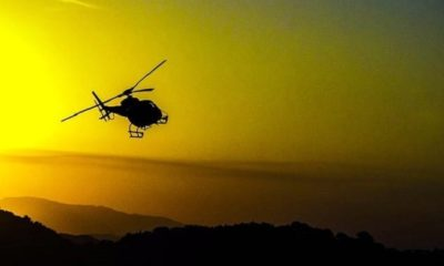 The secret of the Mysterious Black Helicopters 87