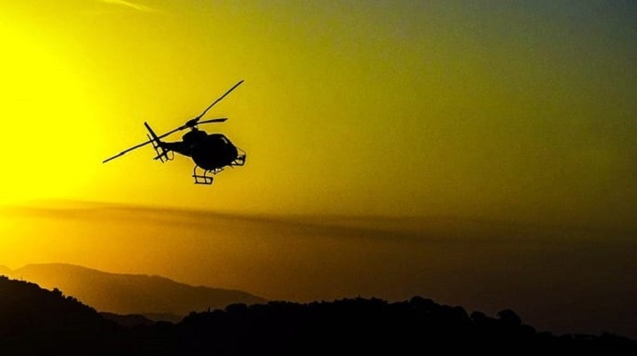 The secret of the Mysterious Black Helicopters 7