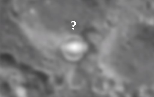 The NASA Lunar Orbiter photographs a massive structure on the Moon !! 102