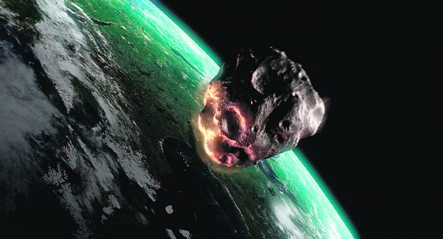 Asteroid Apophis: Scientists calculate the exact date and place of impact 92