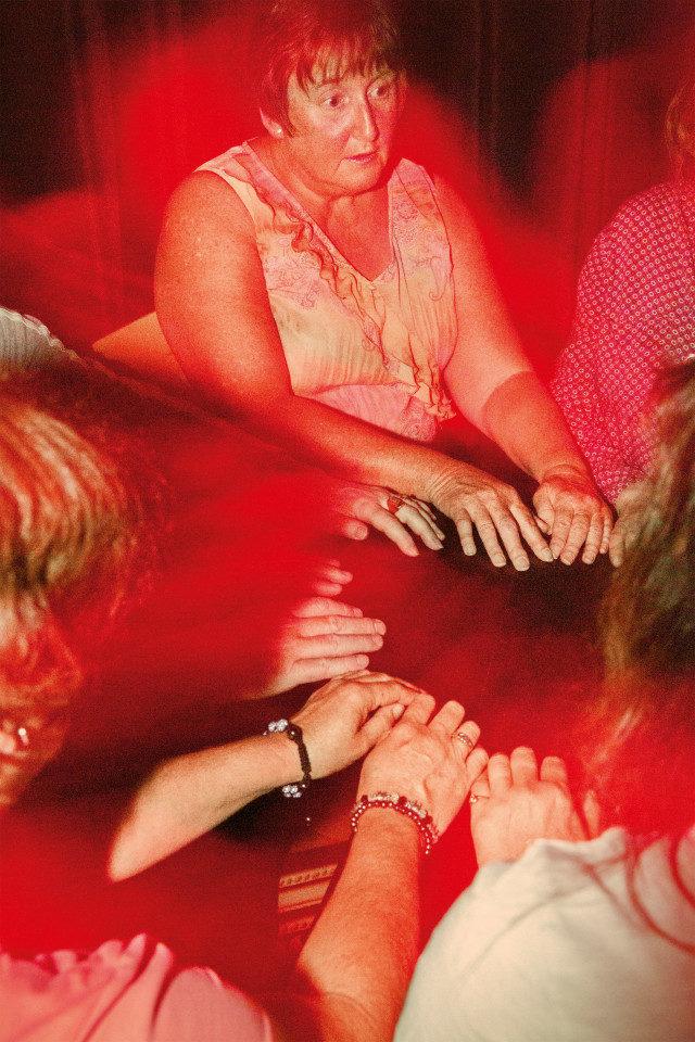 The secret séance rituals of America's largest Spiritualist community 1