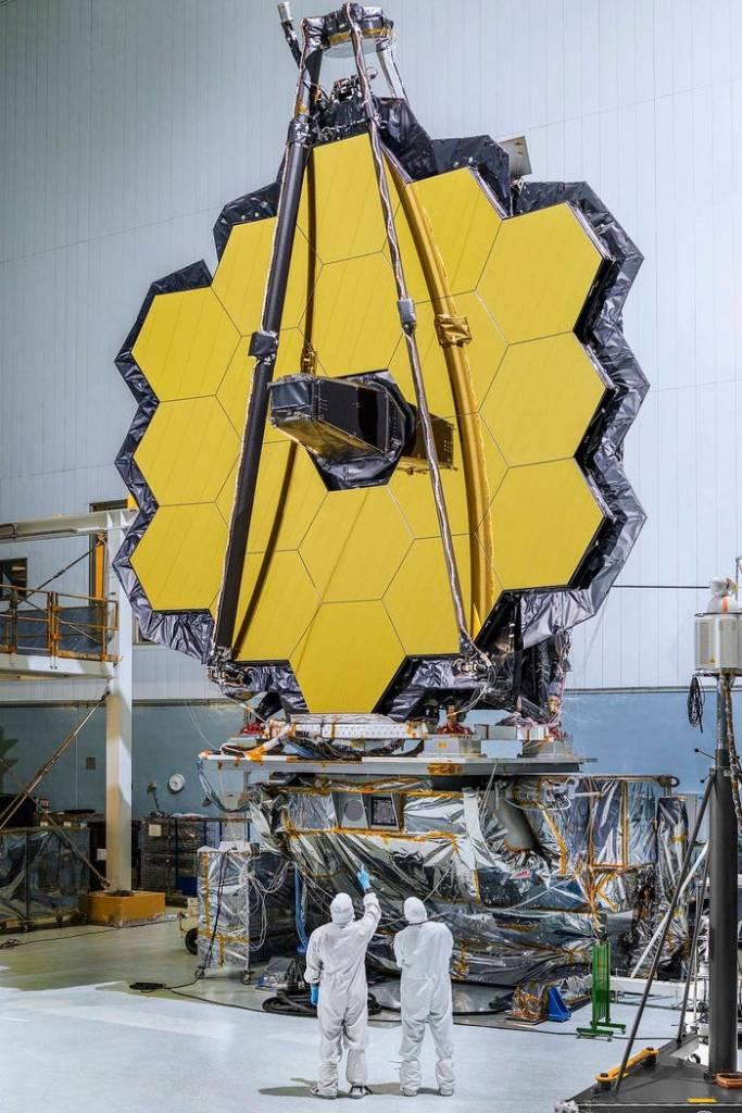 James Webb telescope