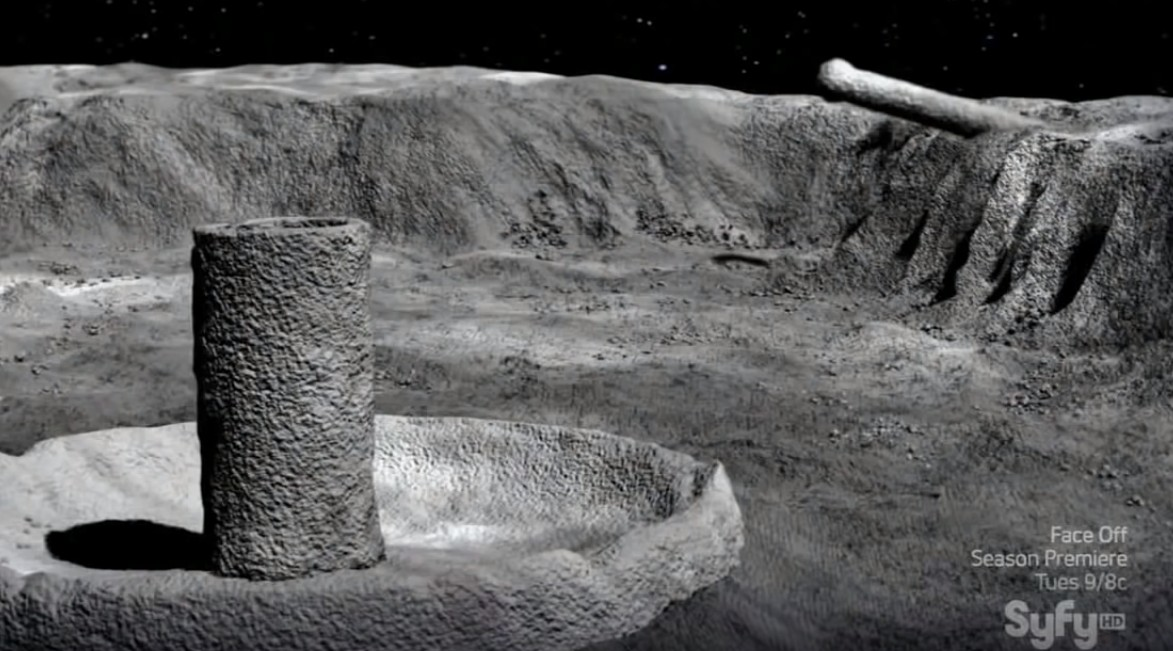 Harvard astronomer: Fossils of Alien Creatures and Technology could be on the Moon 10