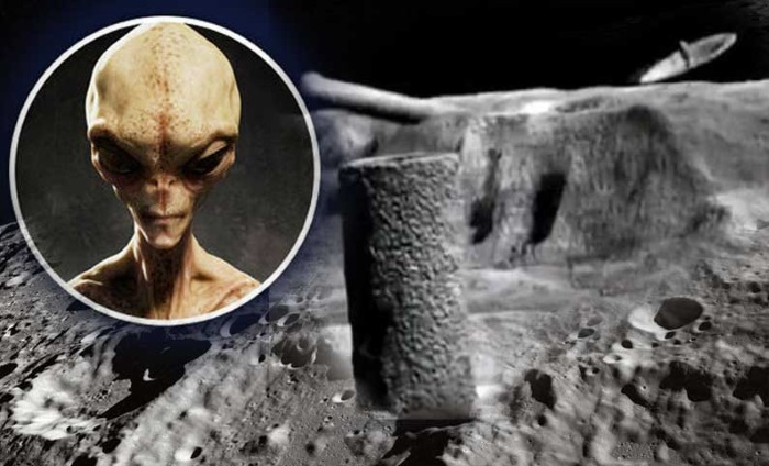 Harvard astronomer: Fossils of Alien Creatures and Technology could be on the Moon 11