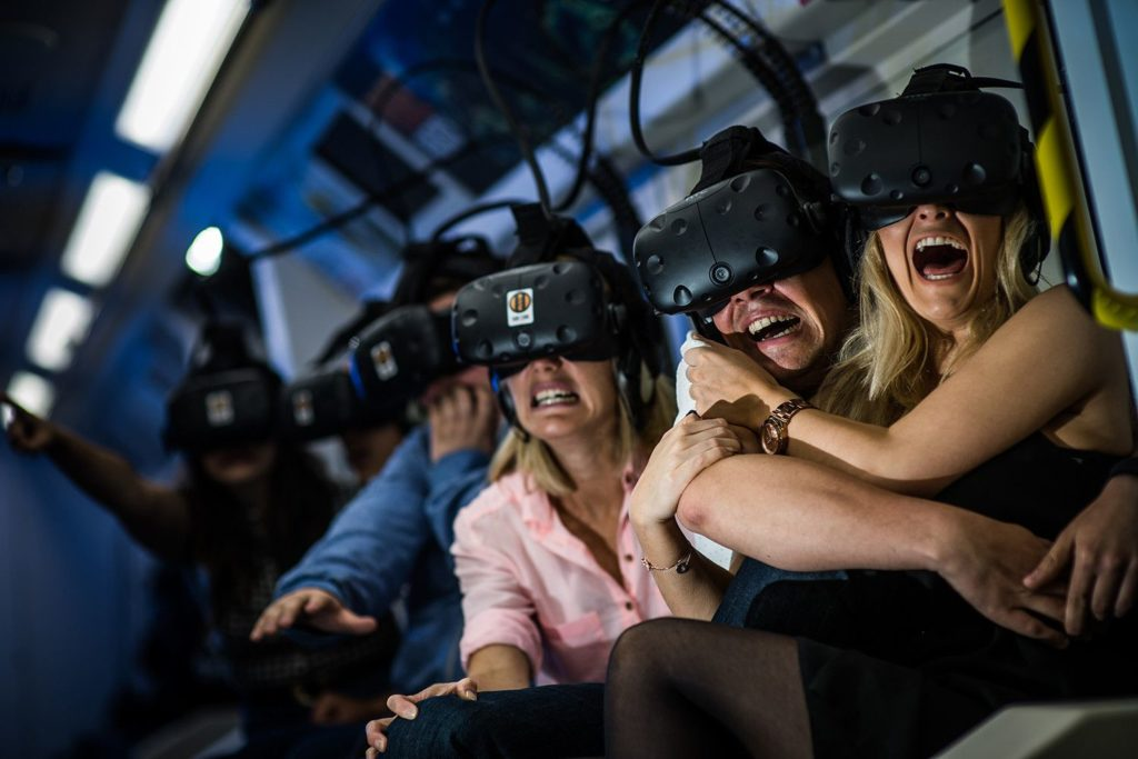 Virtual reality will become more real 3