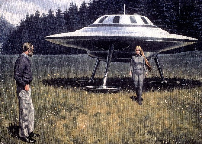 Billy Meier: The extraterrestrials have warned of the possible impact of an Asteroid 11