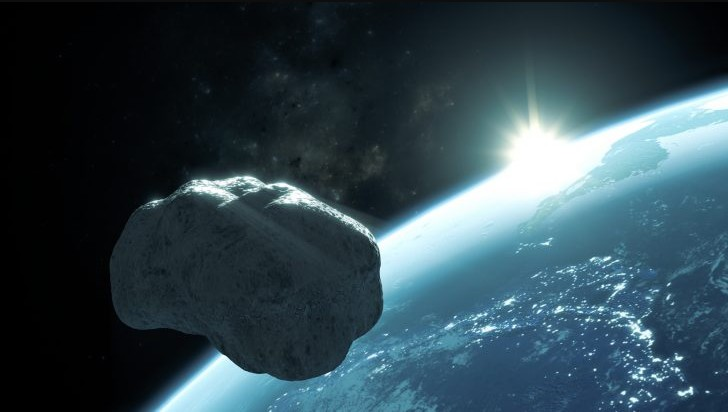 Billy Meier: The extraterrestrials have warned of the possible impact of an Asteroid 12