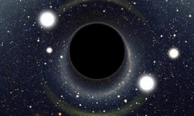 Thousands of planets can orbit a black hole 87