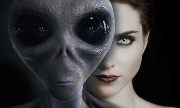 5 million Extraterrestrials live in the United States in Human form 92