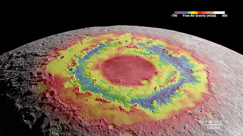 This NASA Video Tour of the Moon in 4K Is Simply Breathtaking 5