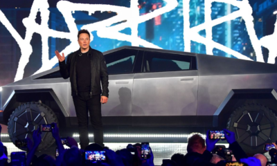 'Looks weird… like, really weird': Wall Street isn't sold on Tesla's new Cybertruck design. Here's what 7 analysts think about the electric pickup. 96