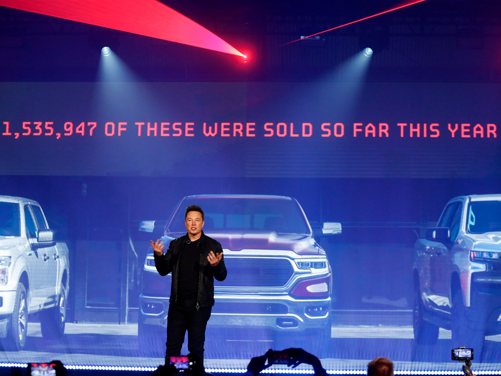 'Looks weird… like, really weird': Wall Street isn't sold on Tesla's new Cybertruck design. Here's what 7 analysts think about the electric pickup. 102