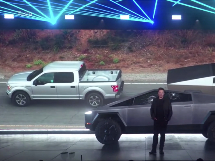 'Looks weird… like, really weird': Wall Street isn't sold on Tesla's new Cybertruck design. Here's what 7 analysts think about the electric pickup. 101