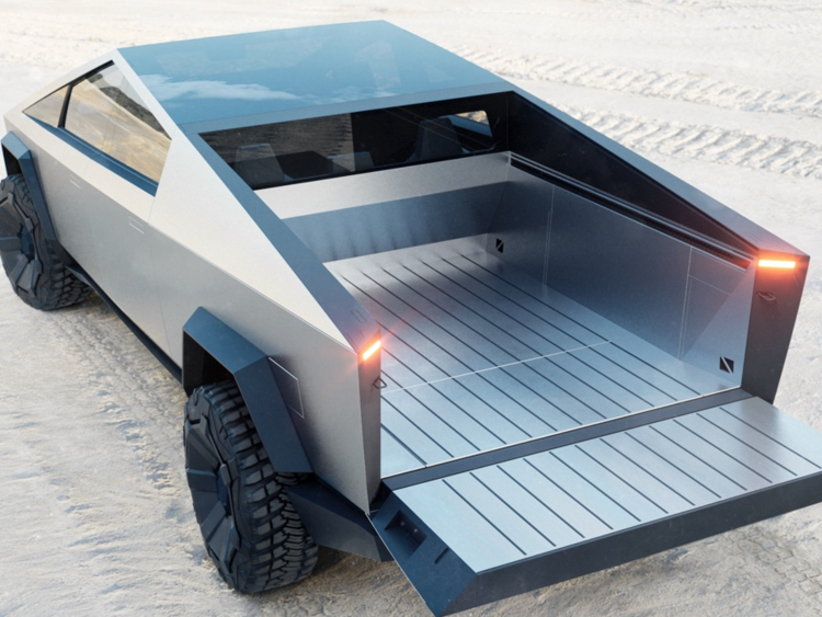 'Looks weird… like, really weird': Wall Street isn't sold on Tesla's new Cybertruck design. Here's what 7 analysts think about the electric pickup. 107