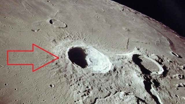 Astronomer records a UFO escaping from the Aristarchus Crater on the Moon 91