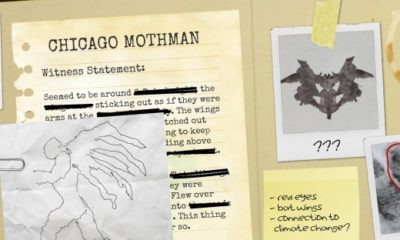 The Case Of The Chicago Mothman 93